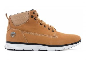 Timberland Killington Chukka Sneaker Boots Orange