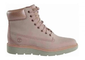 Timberland Kenniston 6-inch Sneaker Boots Light Pink Nubuck