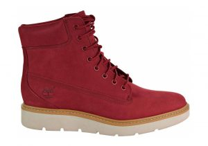 Timberland Kenniston 6-inch Sneaker Boots Red
