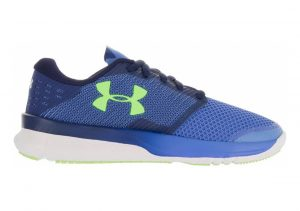 Under Armour Charged Reckless Blue