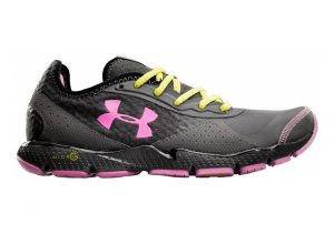 Under Armour FTHR Shield Charcoal/Fluo Pink/Charcoal