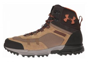 Under Armour Post Canyon Mid Brown