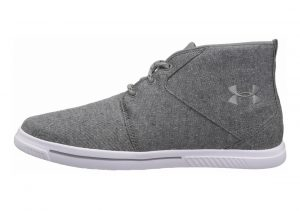 Under Armour Street Encounter IV Mid Zinc Gray/Graphite