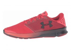 Under Armour Charged Reckless Red