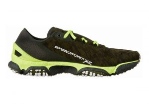 Under Armour SpeedForm XC Green - Grün (GRE 374)