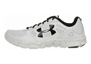 Under Armour Micro G Engage II White