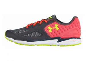 Under Armour Micro G Mantis II Black (Lead/After Burn/High/Vis Yellow 029)