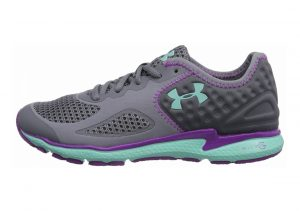 Under Armour Micro G Mantis II Grey (Steel/Graphite/Crystal 035)