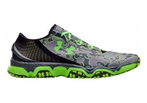 Under Armour SpeedForm XC Lead/Graphite/Hyper Green
