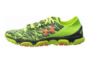 Under Armour SpeedForm XC Green
