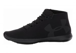 Under Armour Precision Mid Black (002)/Black