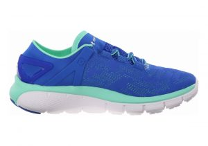 Under Armour SpeedForm Fortis Vent ultra blue/ antifreeze/ metallic silver