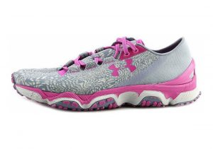 Under Armour SpeedForm XC Pink/Gray/White