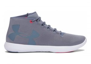 Under Armour Precision Mid Gravel/Sirens Coral/Gravel