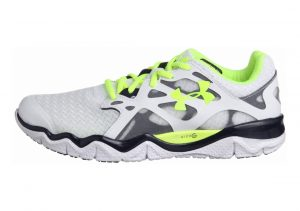 Under Armour Micro G Monza Bianco (Weiß (White/Academy/High-vis Yellow 103))