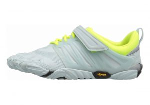 Vibram FiveFingers V-Train White (Pale Blue/Safety Yellow)