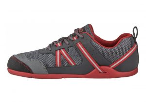 Xero Shoes Prio Charcoal Red