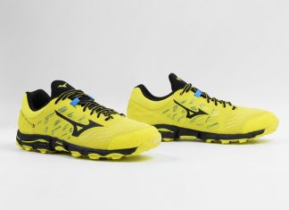 Mizuno Wave Hayate 5 Bolt/Black
