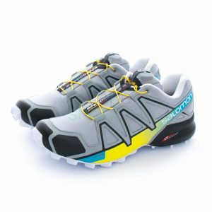 Salomon Speedcross 4 Light Onix Black Corona Yellow