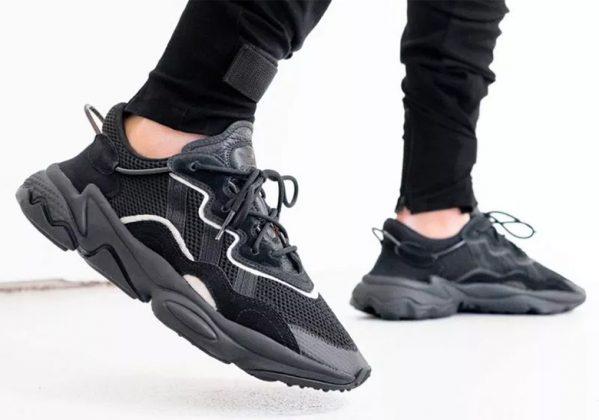 Adidas Ozweego Adiprene Black