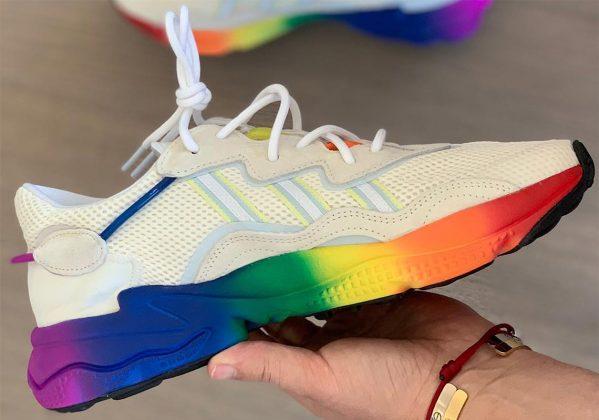 Adidas Ozweego Neoprene Love Unites Rainbow