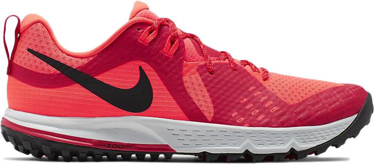 Nike Air Zoom Wildhorse 5 Red Wolf Grey Black