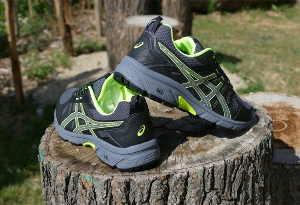 Asics Gel Venture 7 Black Green