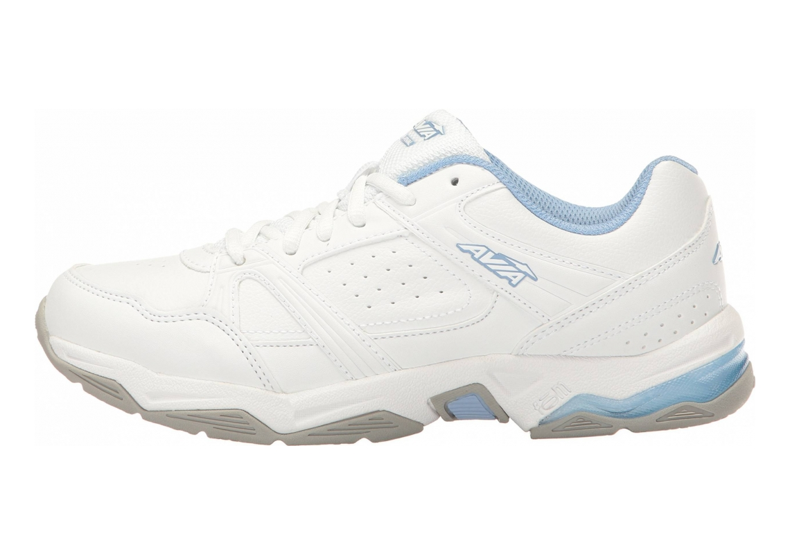 Avia Avi-Rival WHITE/POWDER BLUE