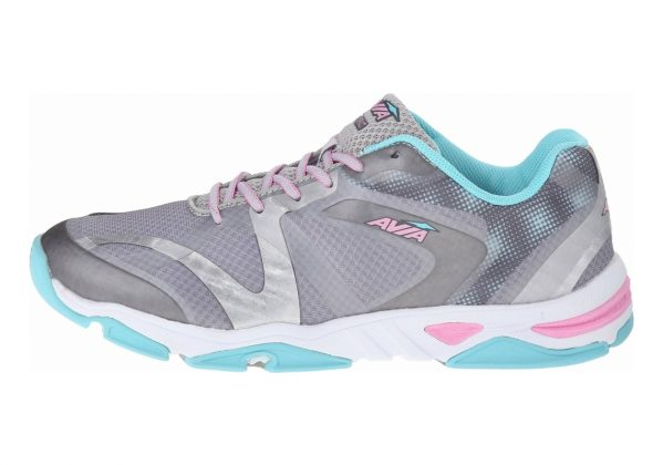 Avia GFC Impact Chrome Silver/Iron Grey/Winter Blue/Prism Pink