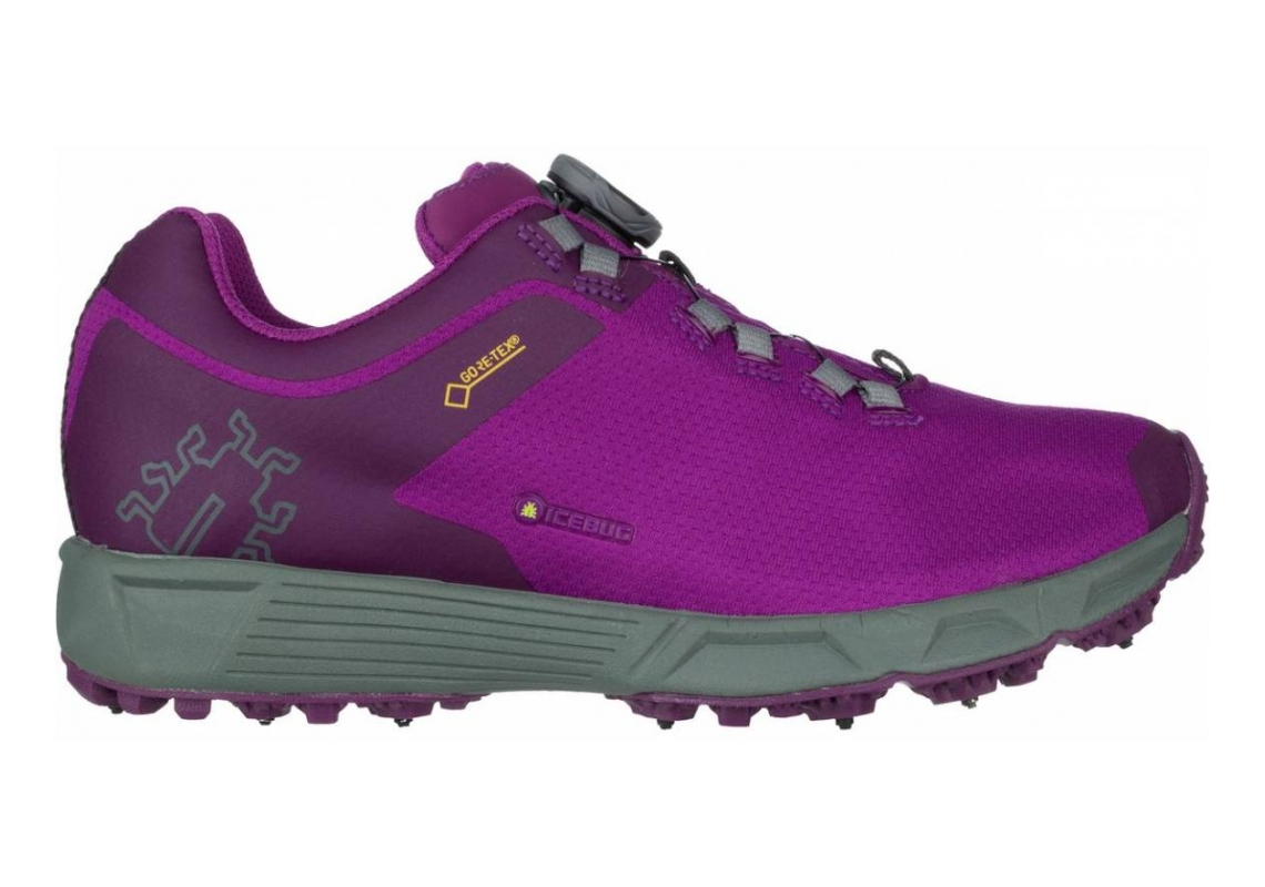 Icebug DTS 3 BUGrip Purple