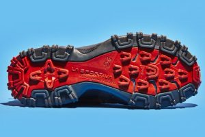 La Sportiva Bushido II Black Red