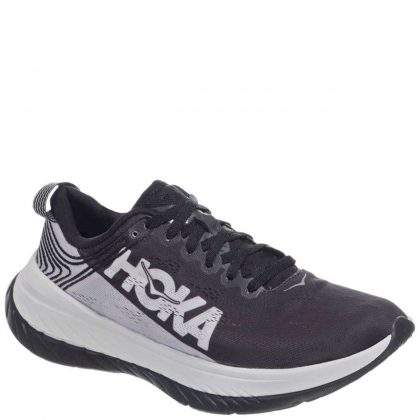 Hoka One One Carbon X Black White