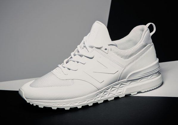 New Balance 574 Sport White Available
