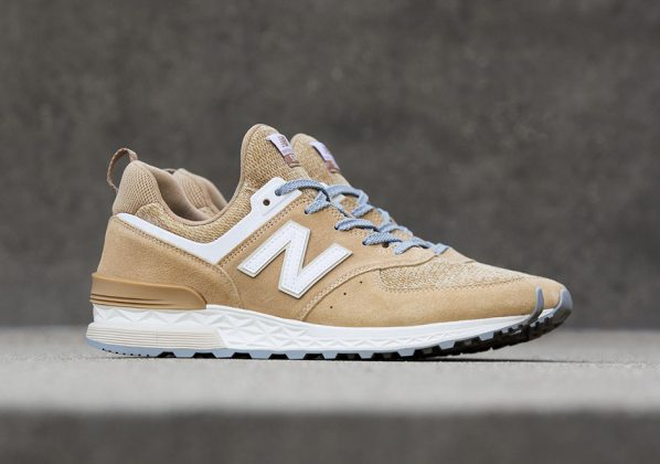 New Balance 574 Sport Beige Available