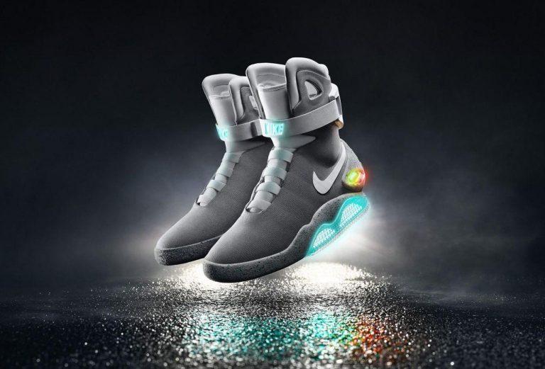 Вилки для кроссовок: эволюция электроники в кроссовках