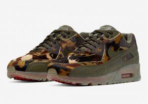 Nike Air Max 90 Camo Croc