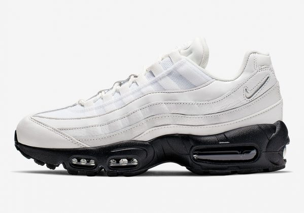 Nike Air Max 95 White Black