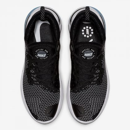 Nike Joyride Run Flyknit Black White
