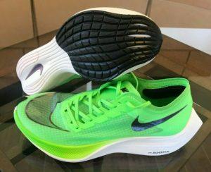 Nike ZoomX Vaporfly NEXT% Green White
