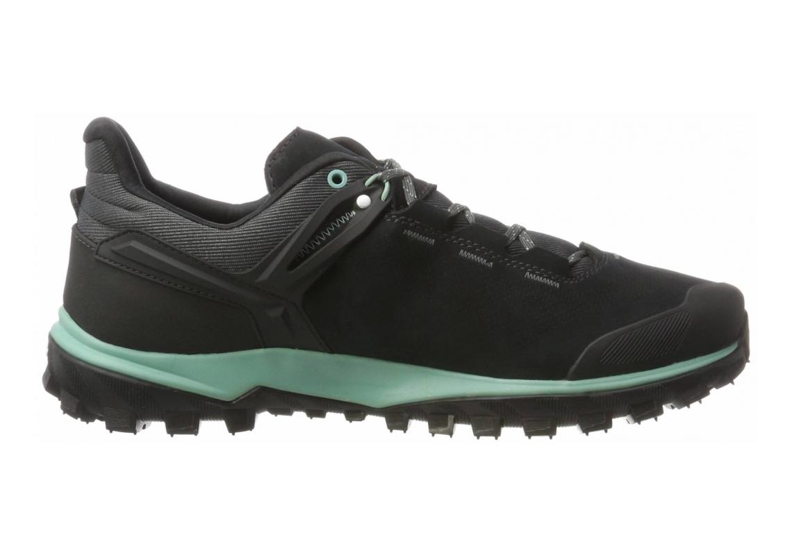 Salewa Wander Hiker GTX Black (Black Out / Berly Green 0499)