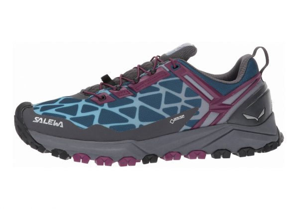 Salewa Multi Track GTX Magenta Purple/Dark Denim