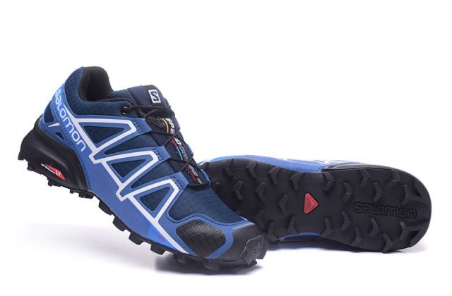 Salomon Speedcross 4 Black Blue