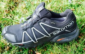 Salomon Speedcross 4 Black White