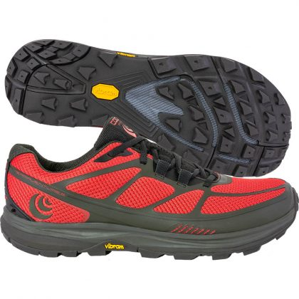 Topo Athletic Terraventure 2 Black Red