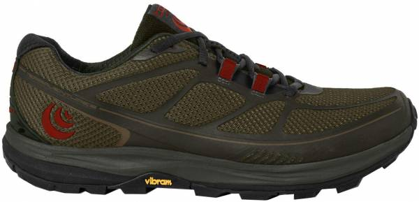 Topo Athletic Terraventure 2 Olive Red