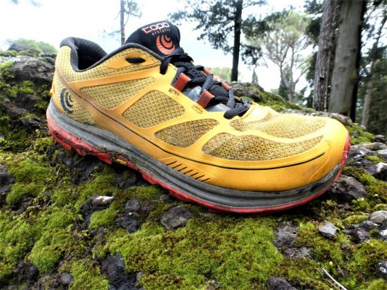 Topo Athletic Terraventure 2 Yellow Black