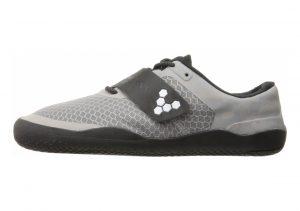 Vivobarefoot Motus Grey/Black Mesh