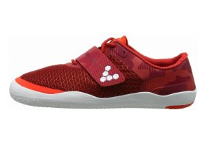 Vivobarefoot Motus Red/Camo