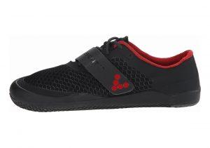 Vivobarefoot Motus Black/Red