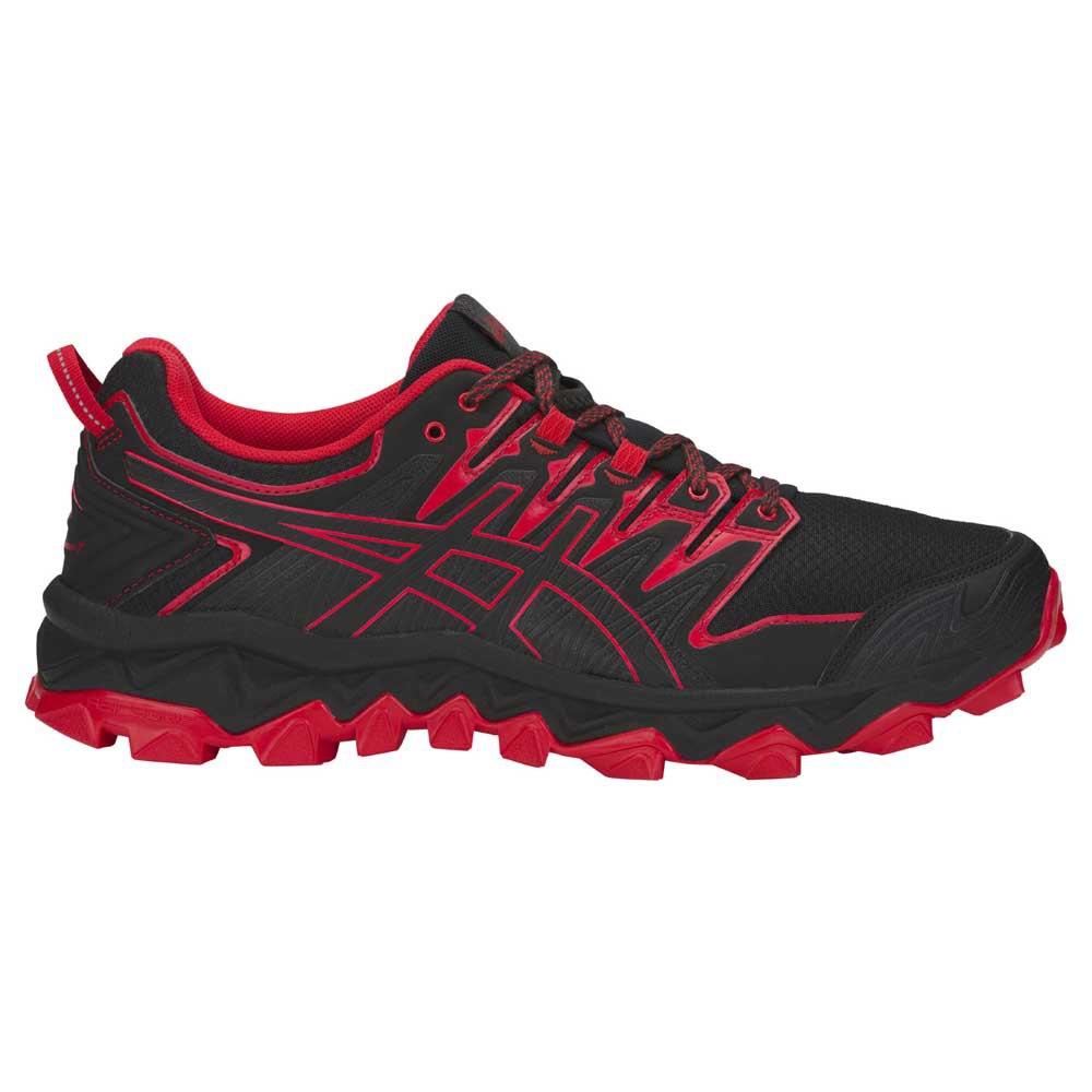 Asics Gel Fujitrabuco 7 Black Red